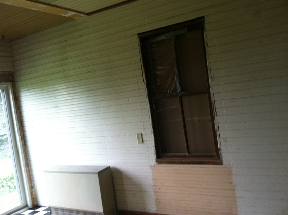 Window to Addition - now removed