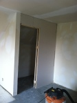 pocket doors for the closets